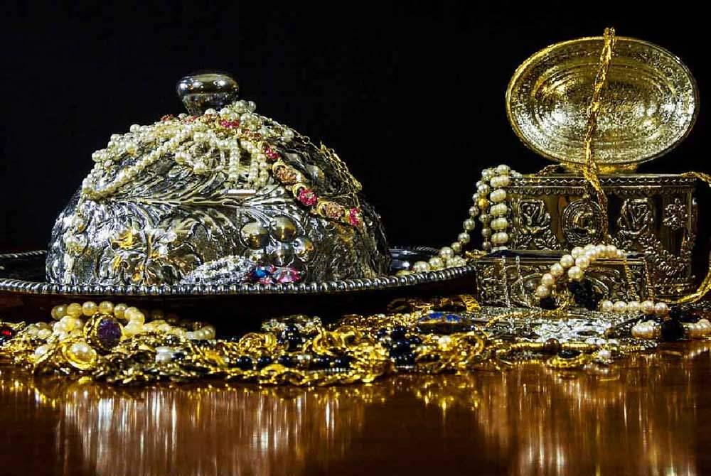 جواهرات سلطنتی ایرانی